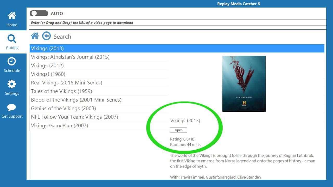 WATCH VIKINGS SEASON 4   Record Netflix
